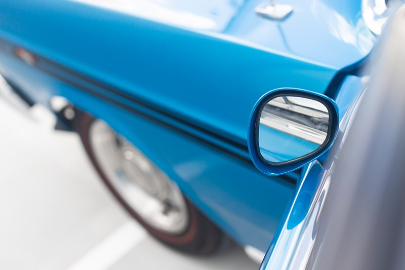 ford xy falcon gtho replica mirror