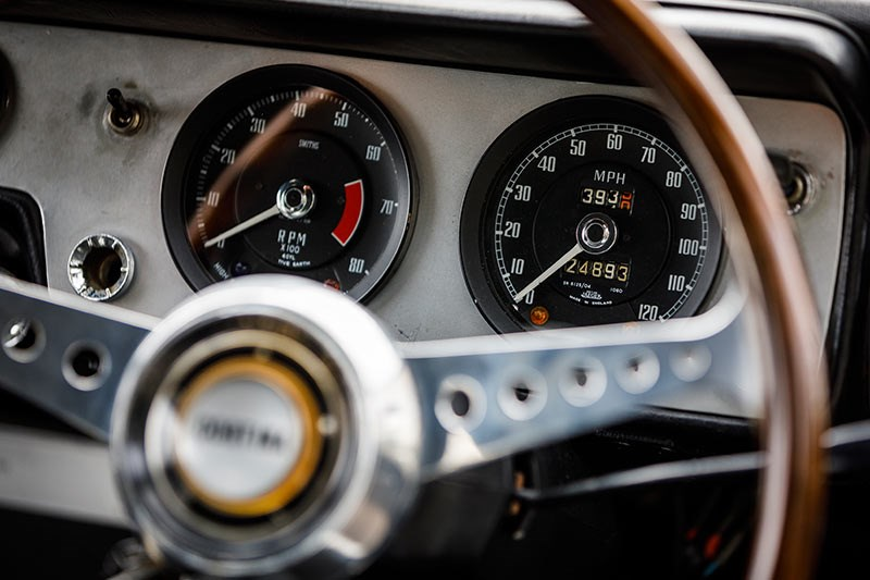 lotus cortina dash