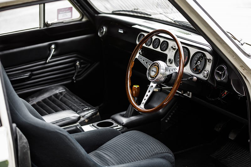 lotus cortina interior