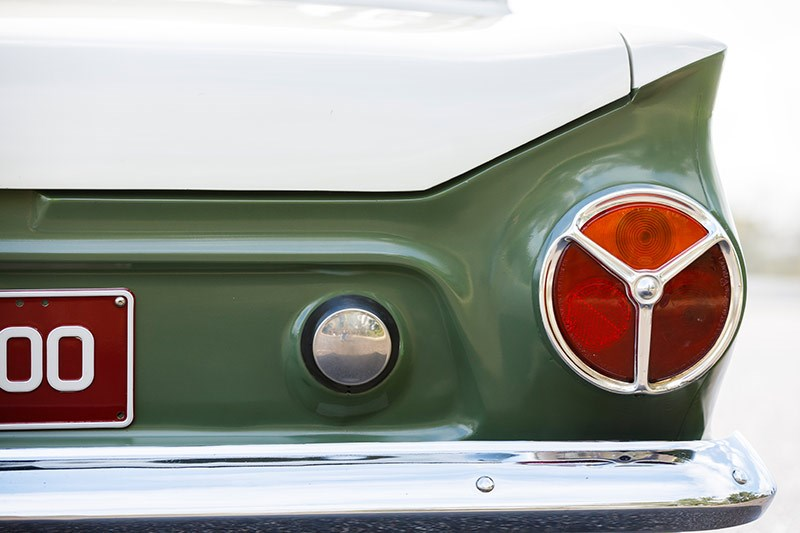 lotus cortina tail light