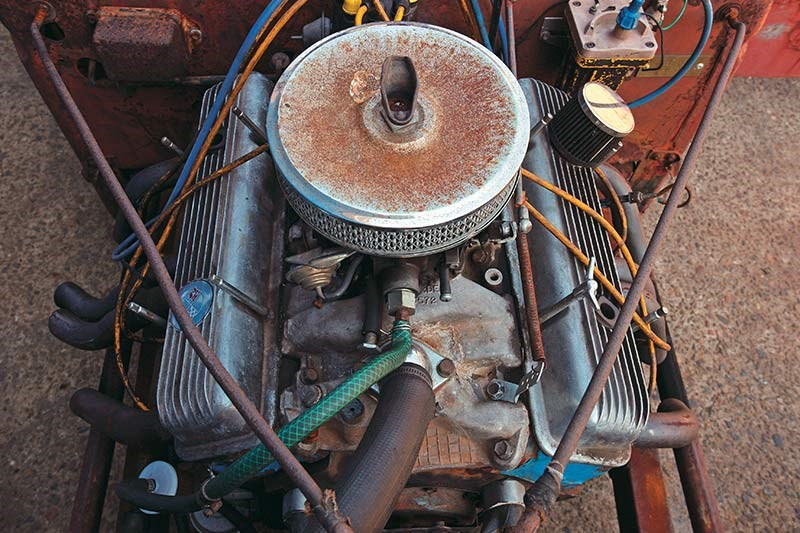 rat rod engine 21