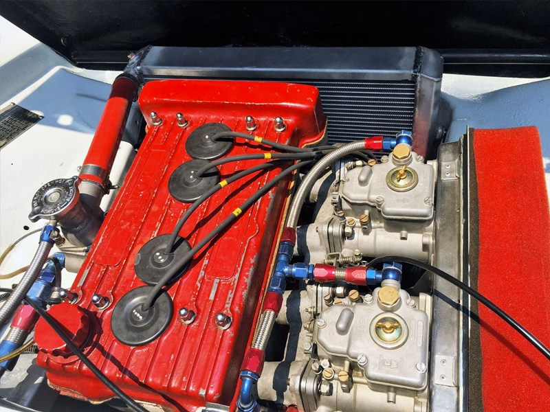 Lotus Elan 2 tempter engine
