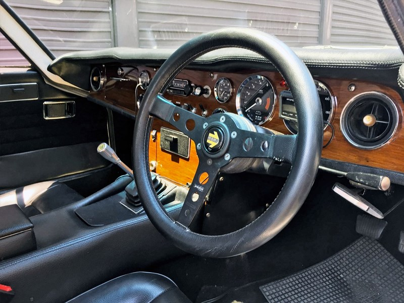 Lotus Elan 2 tempter interior