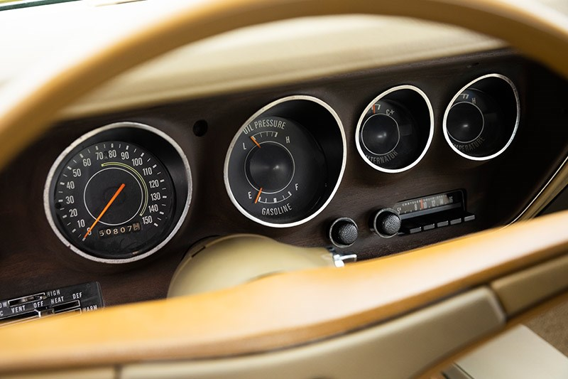plymouth road runner gauges