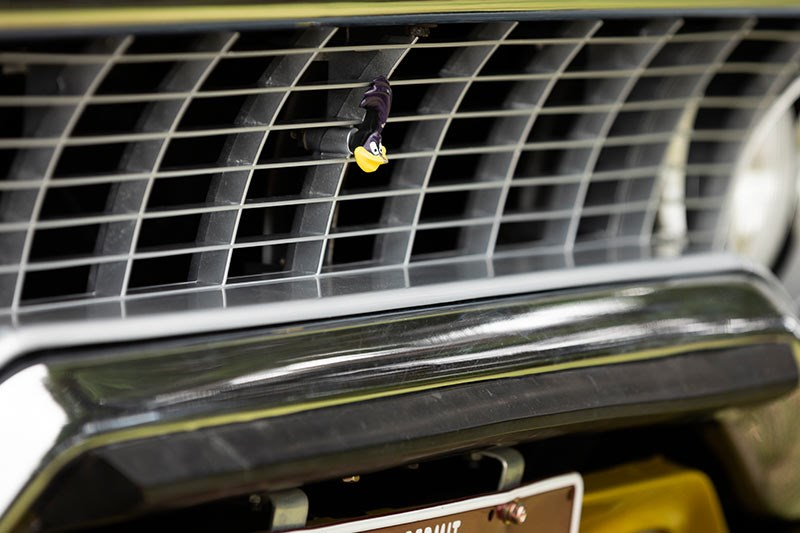 plymouth road runner grille