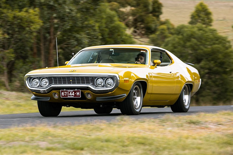 plymouth road runner onroad 2