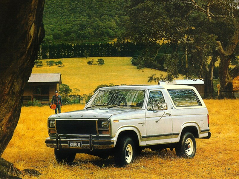 Ford Bronco History G3
