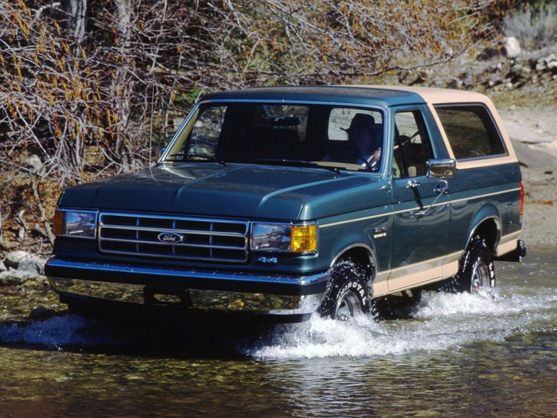 Ford Bronco History G4