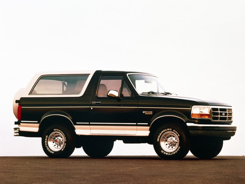 Ford Bronco History G5