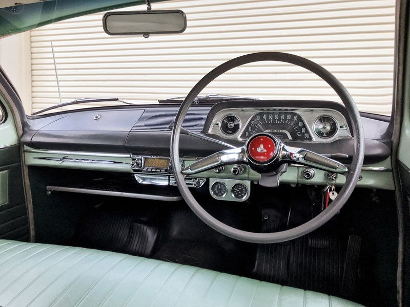 Holden EH Special interior