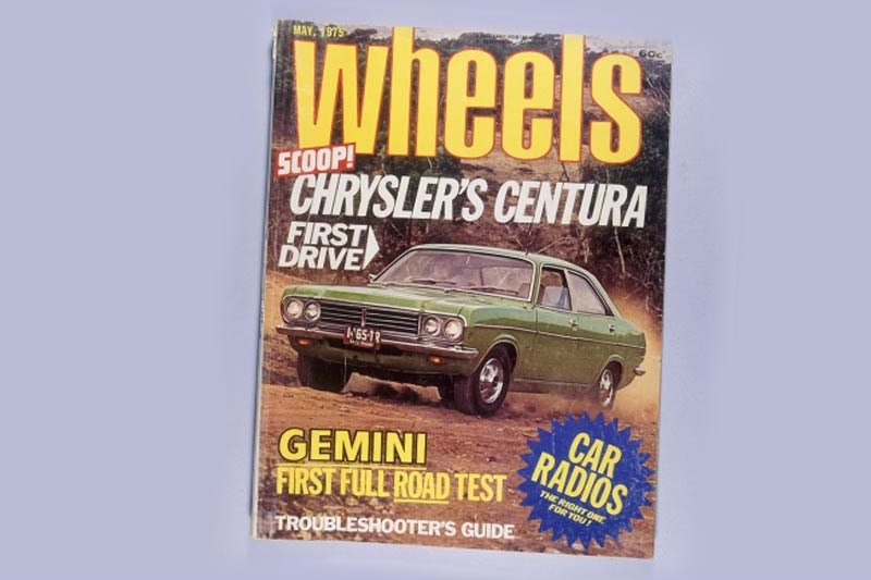 chrysler centura wheels mag
