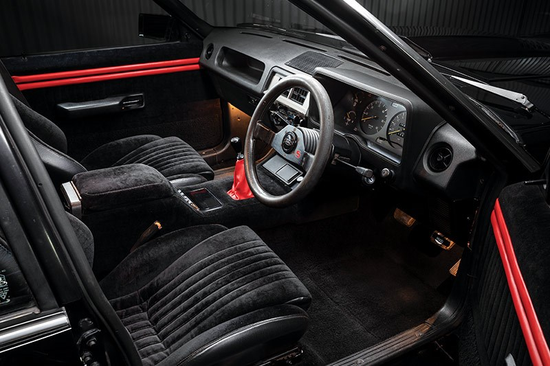 ford xd falcon phase 5 interior