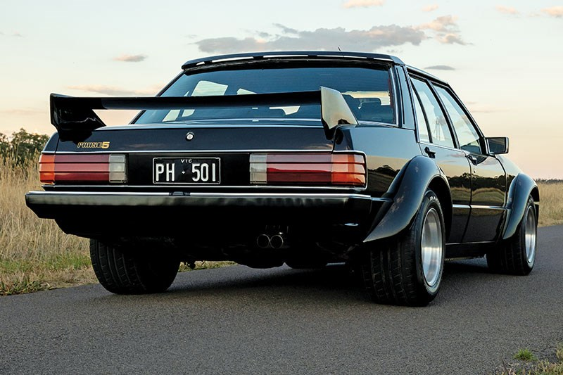 ford xd falcon phase 5 rear 2