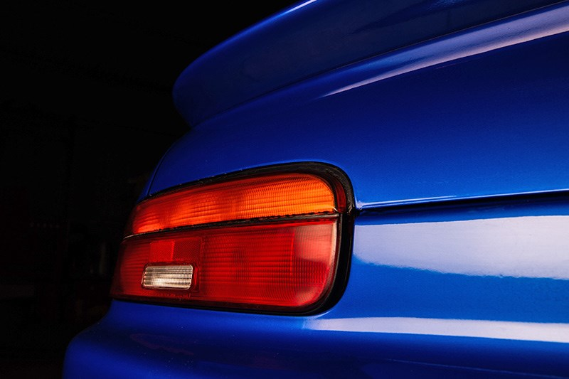 toyota soarer tail light
