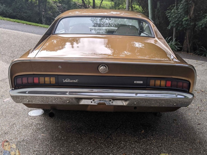 VJ Valiant rear