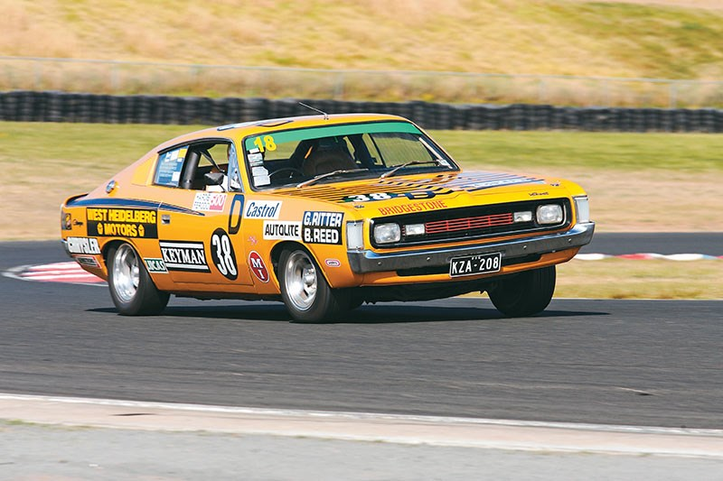 bathurst e38 charger ontrack