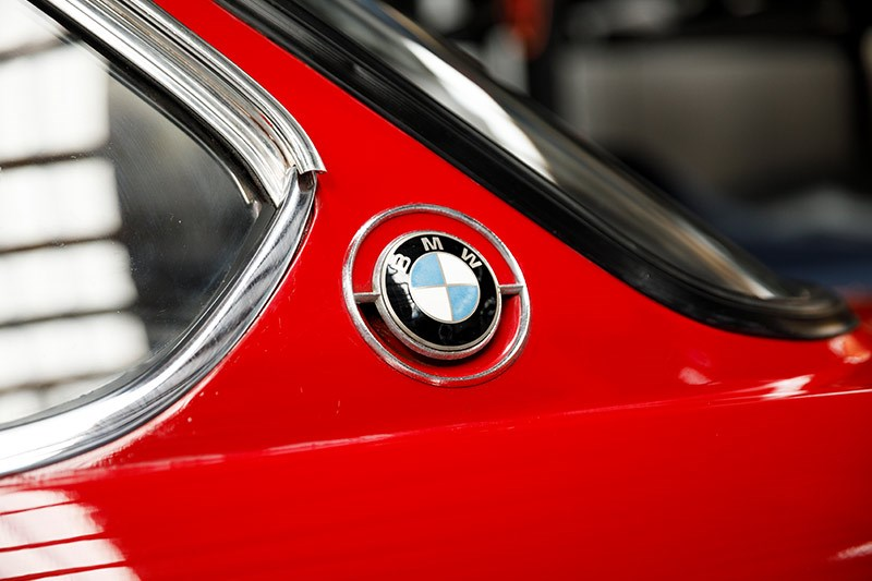 bmw coupe badge