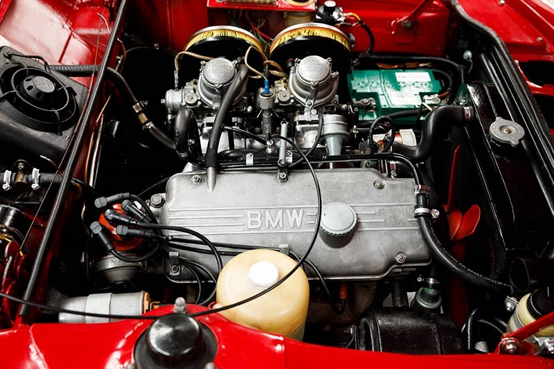 bmw coupe engine bay 2