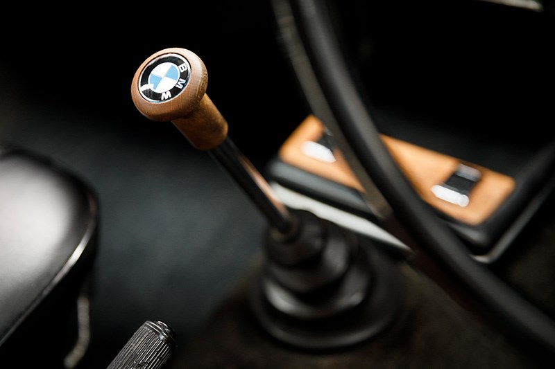 bmw coupe gearstick