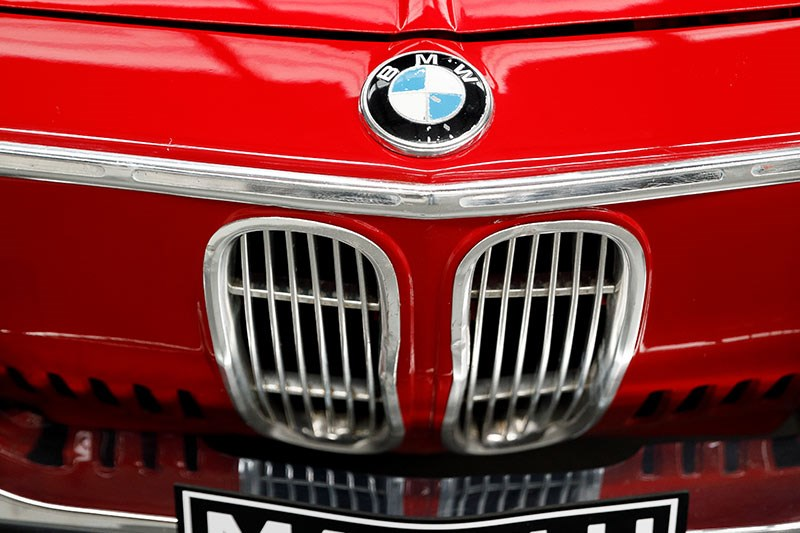 bmw coupe grille