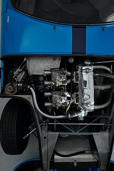 elfin gts coupe engine 3