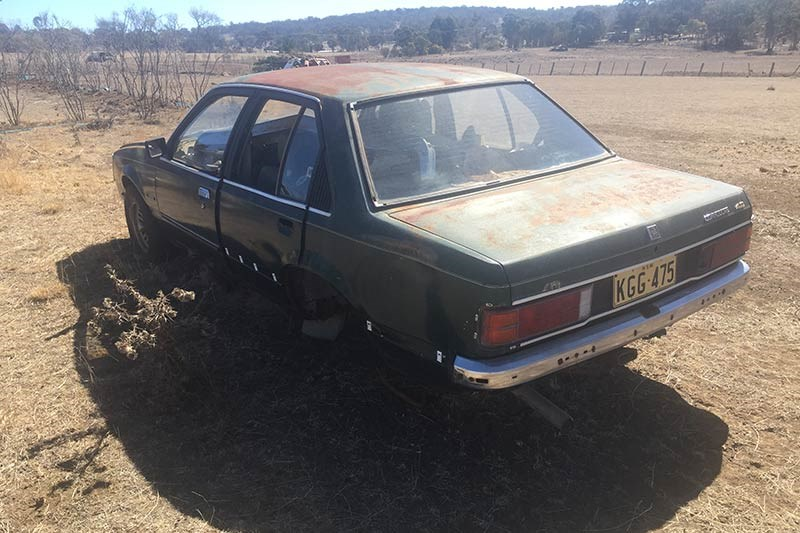 holden vb commodore paddock find 2