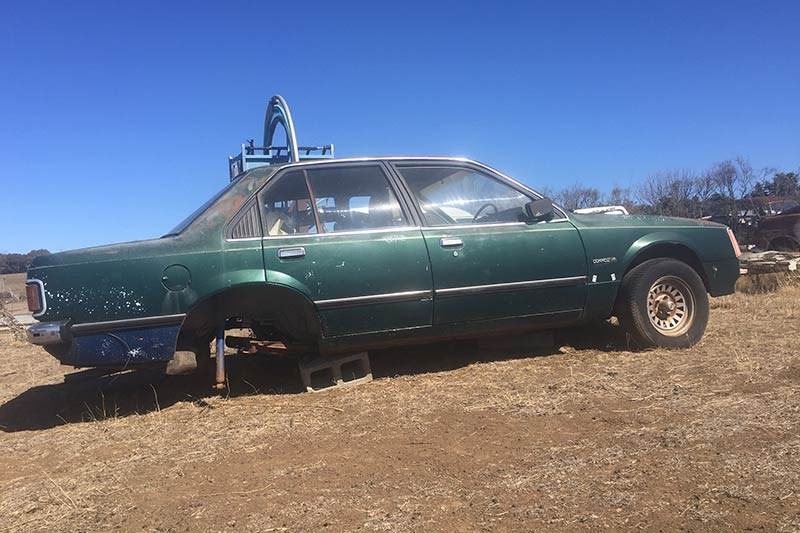 holden vb commodore paddock find 3