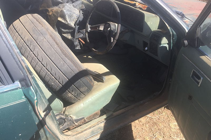 holden vb commodore paddock find 4