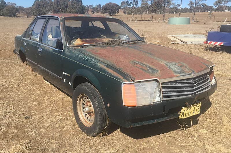 holden vb commodore paddock find 5