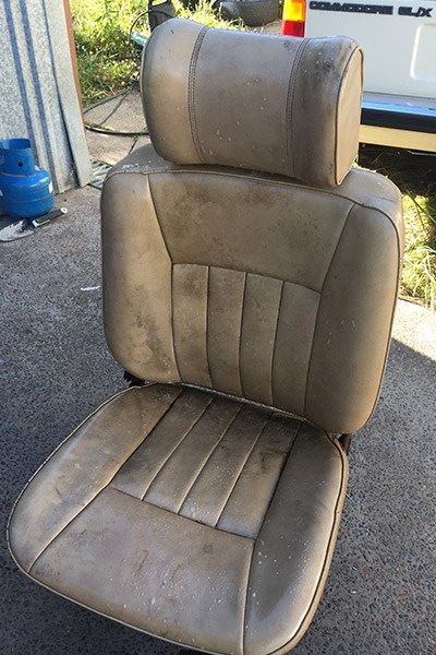 holden vb commodore seat