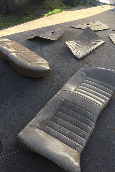 holden vb commodore seats