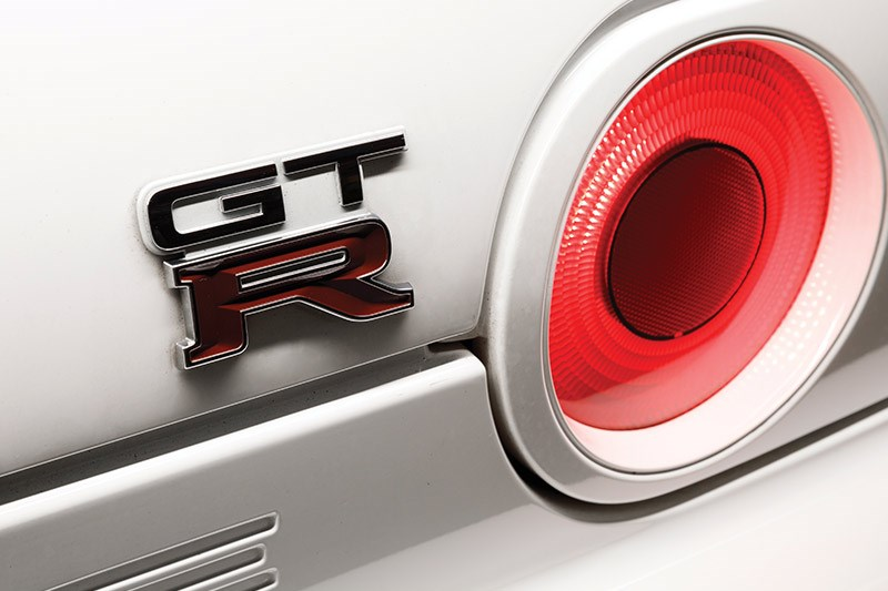 nissan skyline gtr tail light