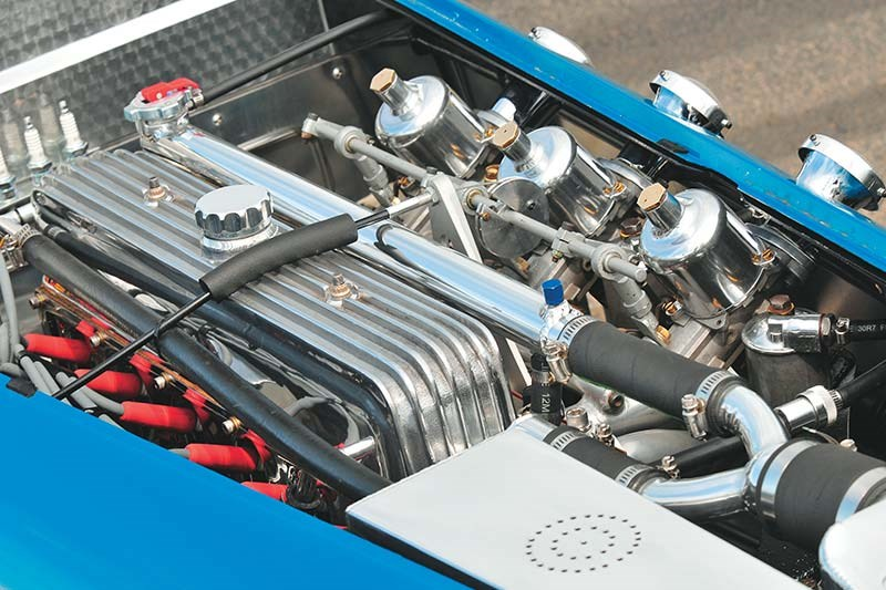 special delivery holden racecar engine