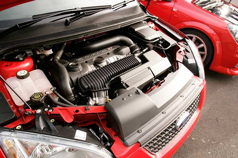 ford xr5 turbo engine bay 2