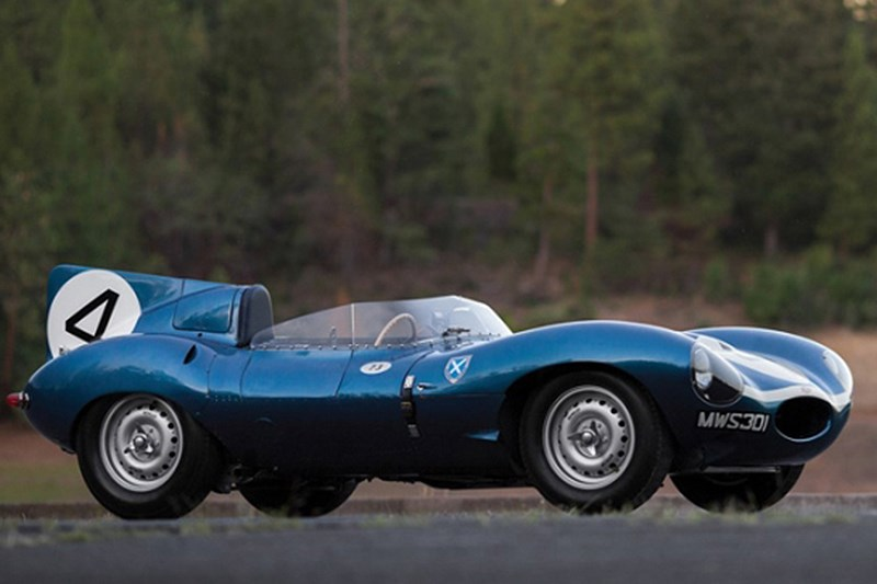 1955 Jaguar D Type Roadster
