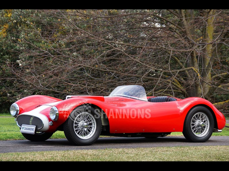 1959 ausca roadster