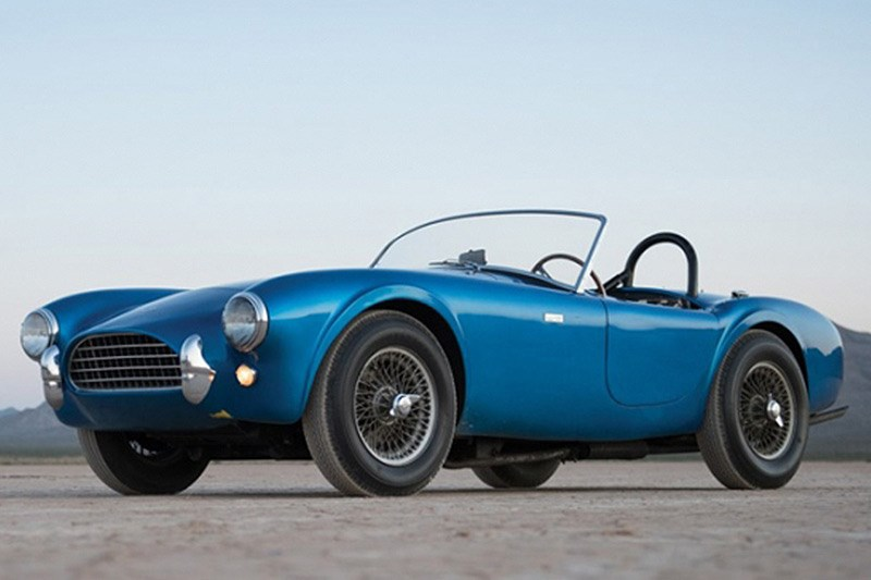 1962 Shelby Cobra CSX2000 sold for $13.75m