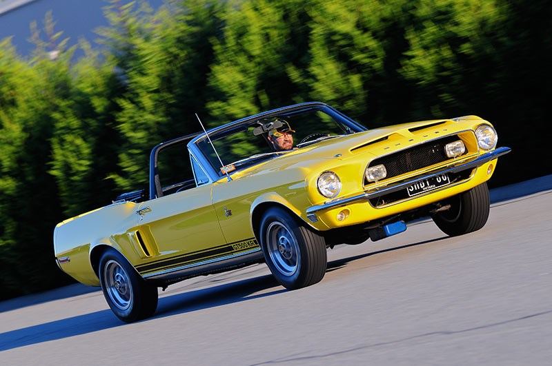 1968 Shelby GT500 KR Mustang