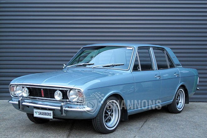 1968 Ford Cortina MKII 1600E Saloon