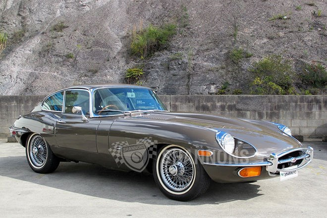 1970 Jaguar E-Type Series II Coupe