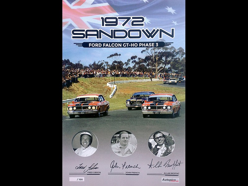 1972 Sandown medium