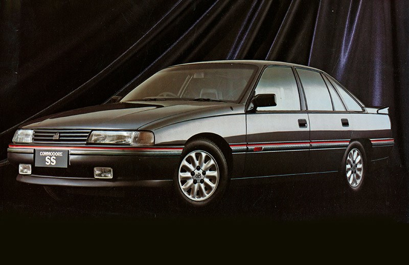 1989 Holden Commodore VN SS 01