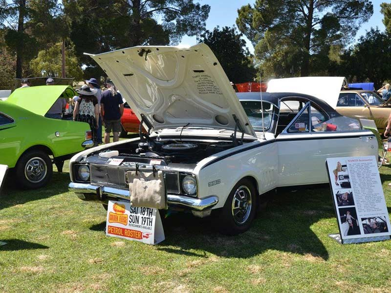 Monaro Nationals 2014, Tanunda. Photo: Brian Thalbourne
