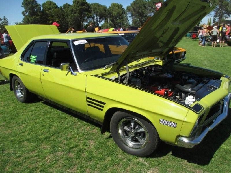 Monaro Nationals 2014, Tanunda. Photo: Wendy & John Perkins