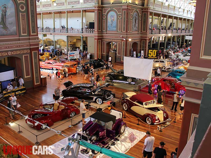 2015 Victorian Hot Rod Show