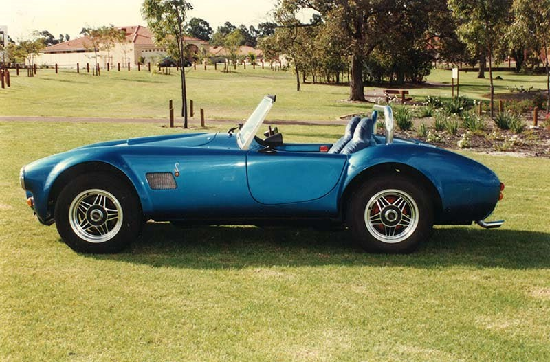 Graham Ullock's Cobra replica  #1