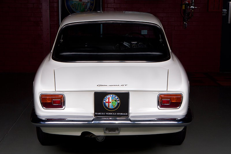 Alfa Romeo 105 rear view