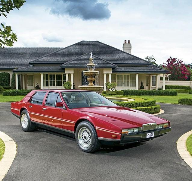 Aston Martin Lagonda: Aston Martin Lagonda Review
