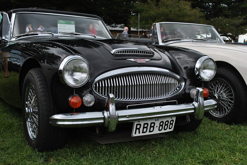 Austin Healey 3000 Mk III BJ8 Rod and Helen Bishop 02