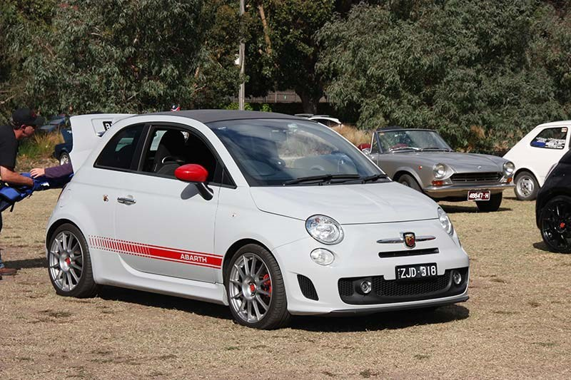 Fiat Car Club Vic: Autobella 2015
